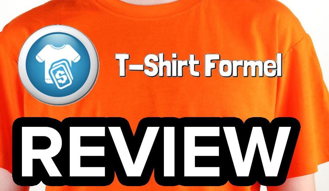 T-Shirt Formel von Reto Stuber kaufen oder nicht?